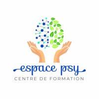 création logo, Espace Psy, centre de formation, Les Angles, Gard