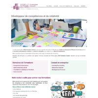 création site coach entreprise centre formation Vaucluse Bouches-du-Rhône