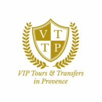 création logo, VIP Tours & Transferts in Provence, Orange, Vaucluse